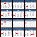 Newfoundland and Labrador  Public Holidays Calendar 2020