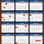 Barbados Stock Exchange (BSE) Holidays Calendar 2020
