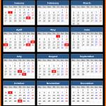 Egypt Public Holidays 2020