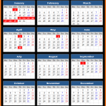 HANOI Stock Exchange (HNX) Holidays Calendar 2020