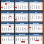 Nodal Exchange Holidays 2020