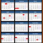 Brazil Holiday Calendar 2020