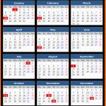 Bank of Delmarva (US) Holidays 2020