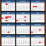 Bank of Israel Holidays 2020