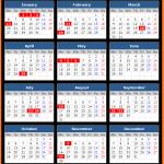 Bank of Japan Holidays Calendar 2020