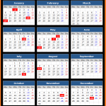 Bank of Singapore Holidays Calendar 2020