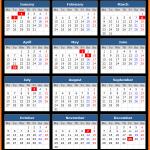 Belarus Public Holidays Calendar 2020