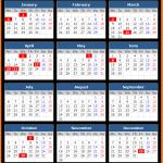 Central Bank of Cyprus Holidays Calendar 2020