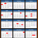 Croatia Holiday Calendar 2020