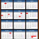 Deutsche Bundesbank Holidays Calendar 2020