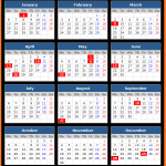 Gibraltar International Bank Holidays 2020