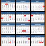 Hungary Holiday Calendar 2020