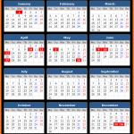 Netherlands Holiday Calendar 2020