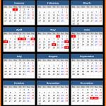 Norway Holiday Calendar 2020