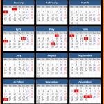 Oesterreichische Nationalbank Holidays 2020