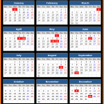 Paraguay Holiday Calendar 2020
