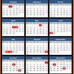 Peru Holiday Calendar 2020