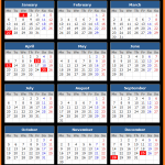 Reserve Bank of Australia Holidays Calendar 2020