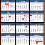 Swiss National Bank Holidays 2020
