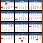 UBank (US) Holidays 2020