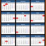 Ukraine Public Holidays Calendar 2020