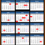 Labuan Public Holiday Calendar 2021