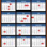 Negeri Sembilan Public Holiday Calendar 2021