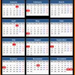 New Brunswick Public Holiday Calendar 2021