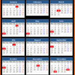 Newfoundland and Labrador Public Holiday Calendar 2021