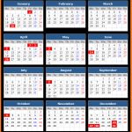 Northern Territory Public Holiday Calendar 2021
