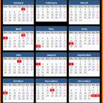 Northwest Territories Public Holiday Calendar 2021