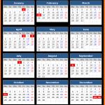 Nova Scotia Public Holiday Calendar 2021