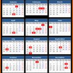 Selangor Public Holiday Calendar 2021