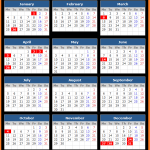 South Australia Public Holiday Calendar 2021