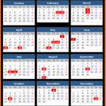 Terengganu Public Holiday Calendar 2021