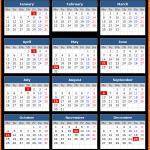 Yukon Public Holiday Calendar 2021
