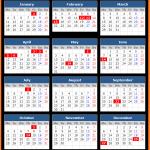 Hong Kong Public Holiday Calendar 2021