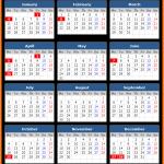 New Zealand Public Holiday Calendar 2021