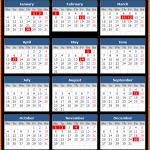 Printable Mauritius Public Holiday Calendar 2021