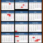 Printable Philippines Stock Exchange Public Holiday Calendar 2021