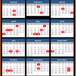 Printable Sri Lanka Public Holiday Calendar 2021