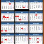 Thailand Public Holiday Calendar 2021